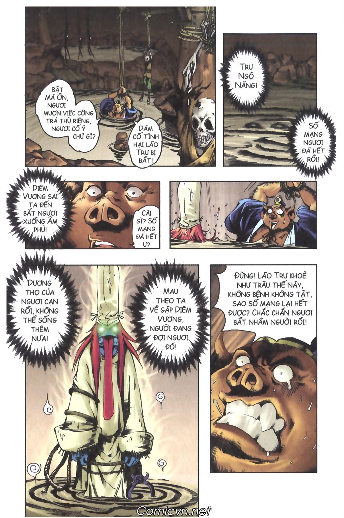 Tây Du Ký màu - Chapter 122 - Pic 2