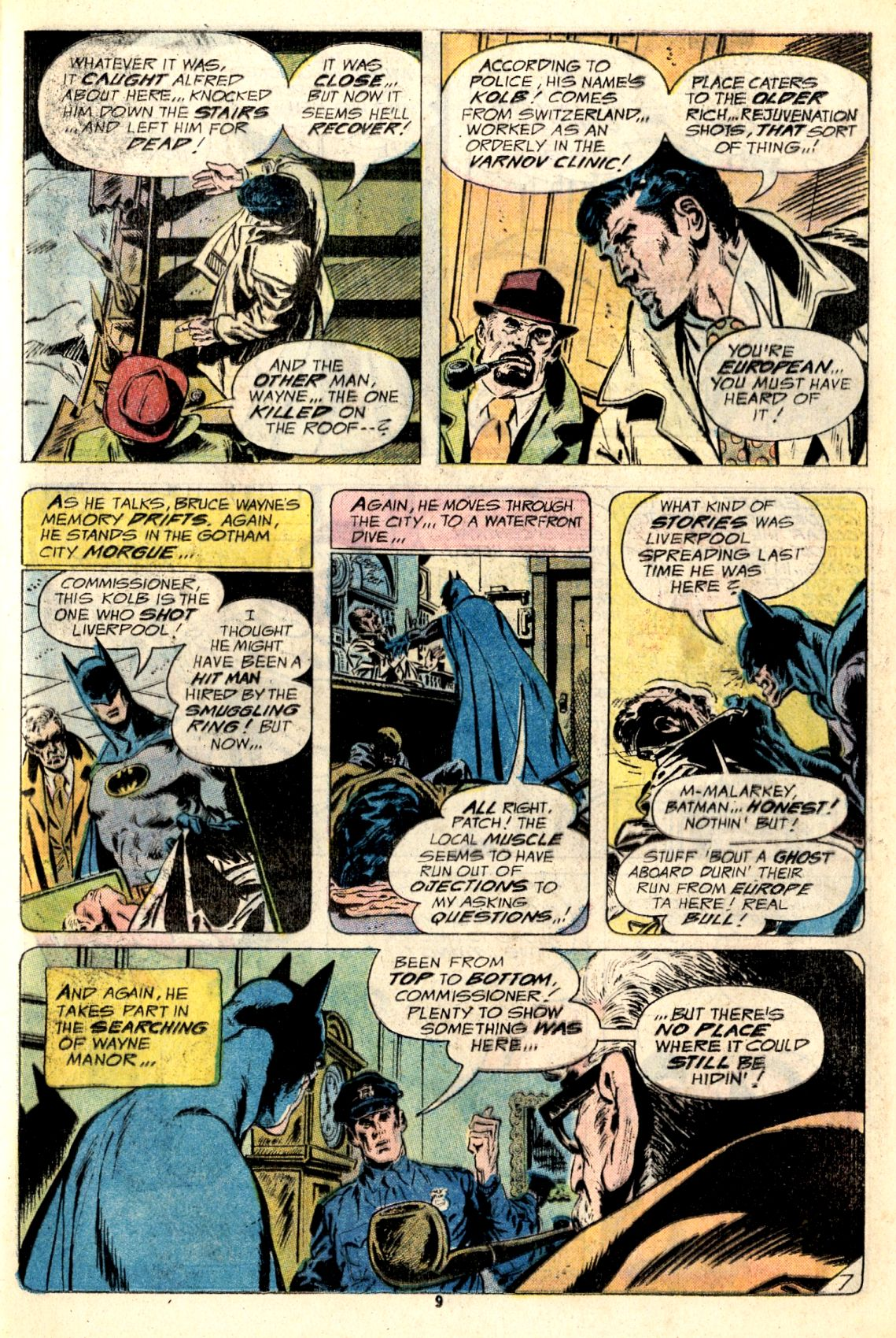 Detective Comics (1937) 438 Page 8