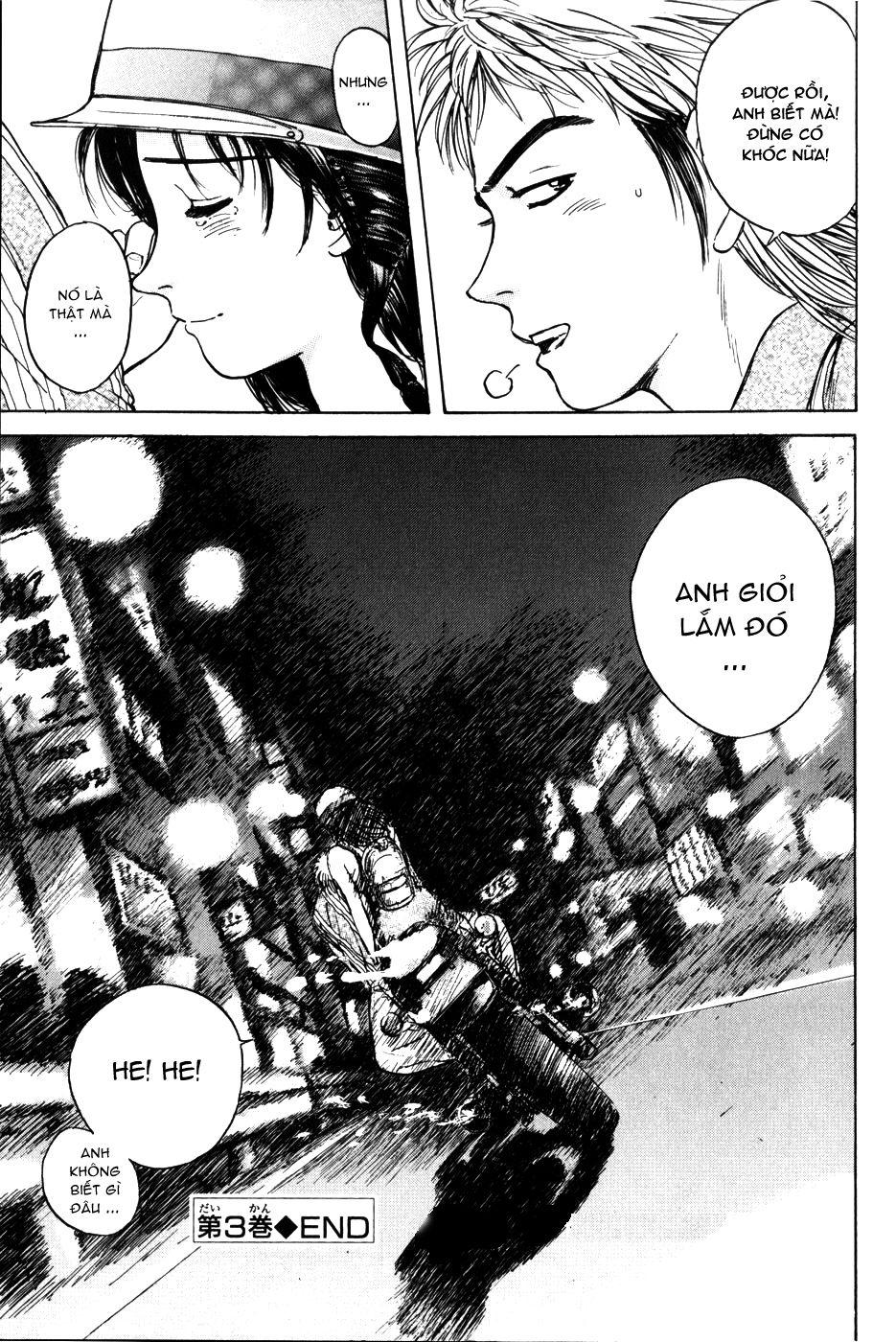 Psychometrer Eiji chapter 26 trang 25