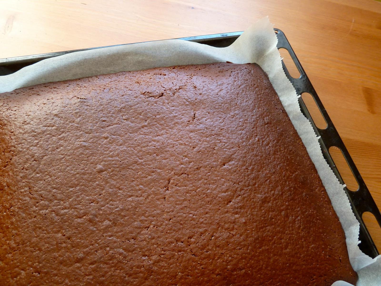 Frische Brise Lebkuchen Vom Blech