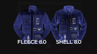 Jaket Ini Bisa Simpan 20 Gadget Tanpa Harus Kelihatan