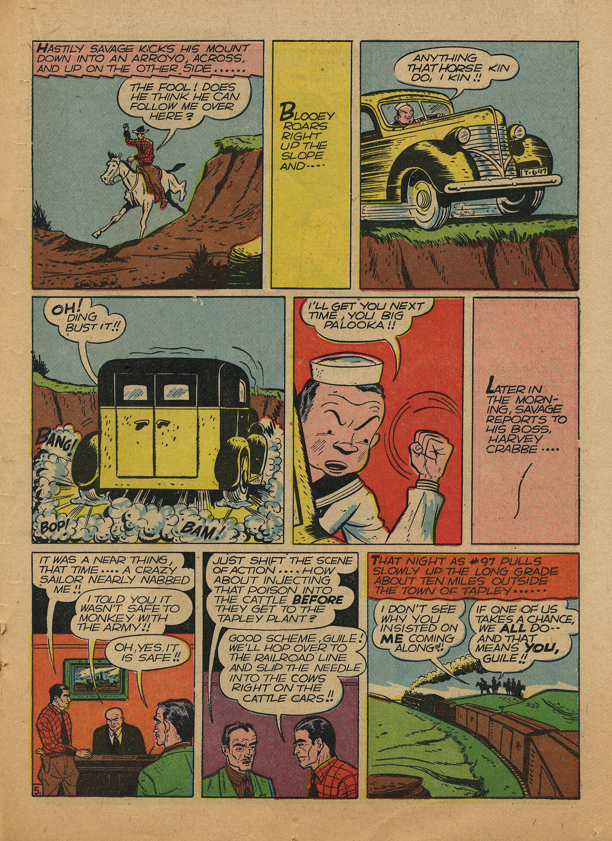 Read online All-American Comics (1939) comic -  Issue #31 - 35