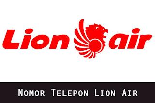 Nomor Telepon Lion Air Call Center