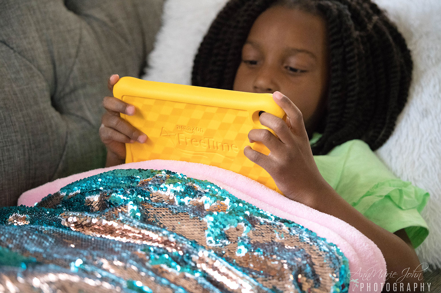 5 Reasons To Get the Kindle Fire Kids Edition Tablet