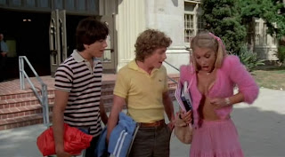 Zapped comedy 1982 Scott Baio Willie Aames Heather Thomas