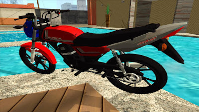 Download , Mod , moto, HONDA ML-TITAN PARA GTA SAN ANDREAS, GTA SA