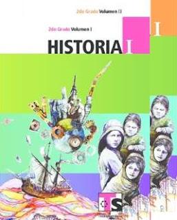 Historia I Volumen 1 y Volumen 2 Segundo grado Libro para el alumno Telesecundaria Ciclo Escolar 2015-2016