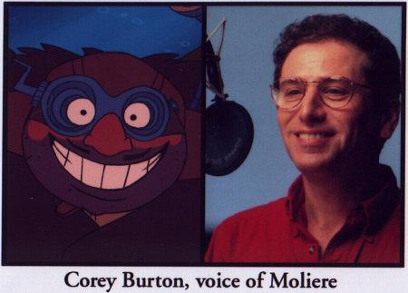Corey Burton