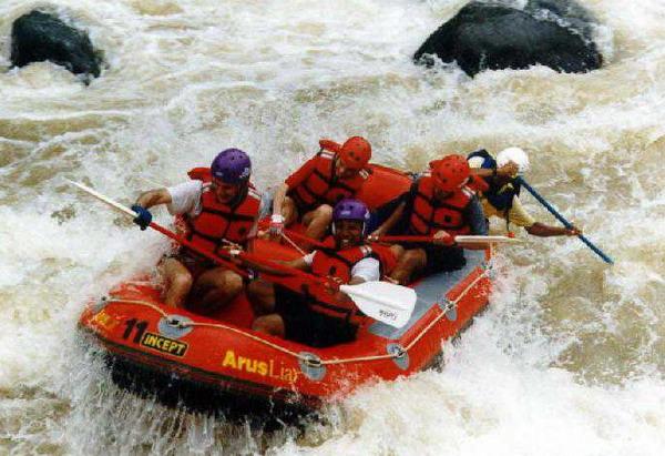 Rafting di Sungai Sa'dan - Sulawesi Selatan