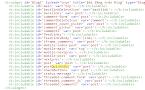 Bài 1 - Seri học thiết kế giao diện cho blogspot
