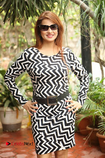 Actress Saloni Latest Pos in Short Dress  0129.JPG