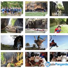 Ciwayang Body Rafting Pangandaran, Aliran Sungainya Eksotis dan Spot Jumpingnya Amazing!