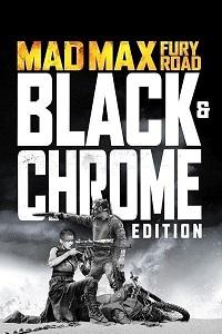 Poster Mad Max: Fury Road - Black & Chrome