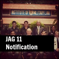 judge advocate general recruitment
