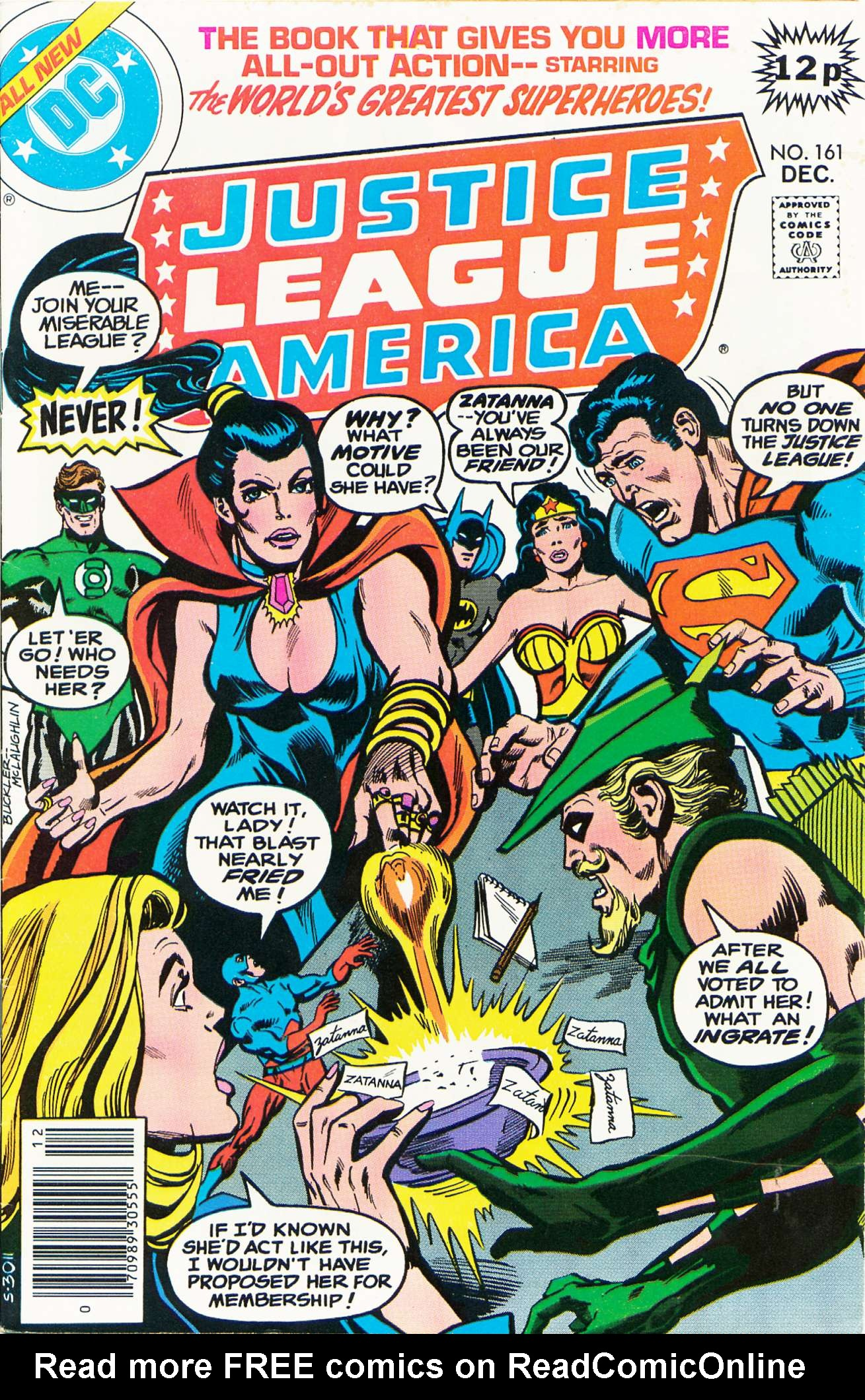 Justice League of America (1960) 161 Page 1