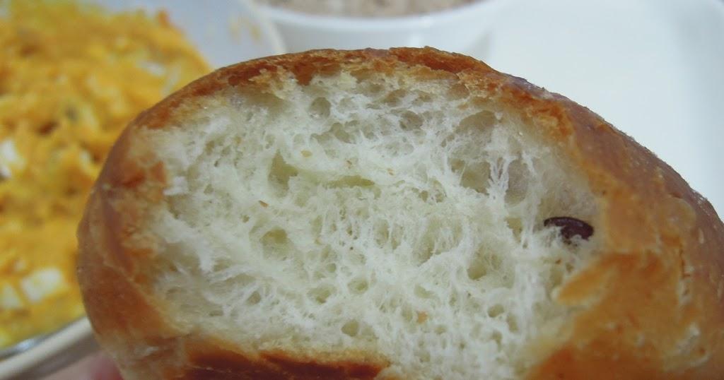 ♥一切都只是個體驗♥: ♡做麵包: 荻山和也的冷藏發酵麵包輕髮做 - 牛奶哈斯麵包