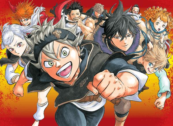 Anime Black Clover tendrá 51 episodios