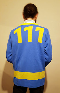Vault 111 Fallout 4 Jumper  from Numskull Review