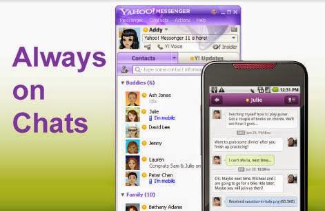 نيو ويب تحميل برنامج الياهو ماسنجر عربى كامل 2015 Download Yahoo