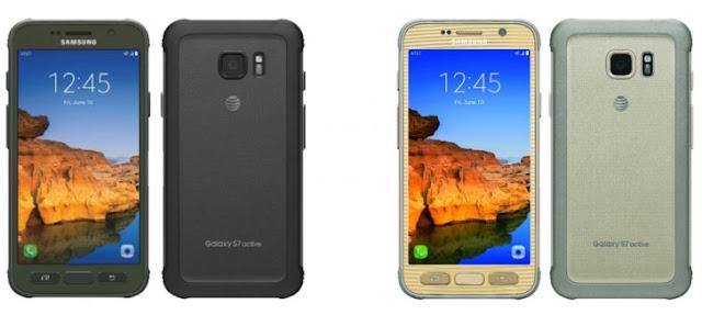 تعرف على المواصفات الكامله لهاتف Galaxy S7 Active
