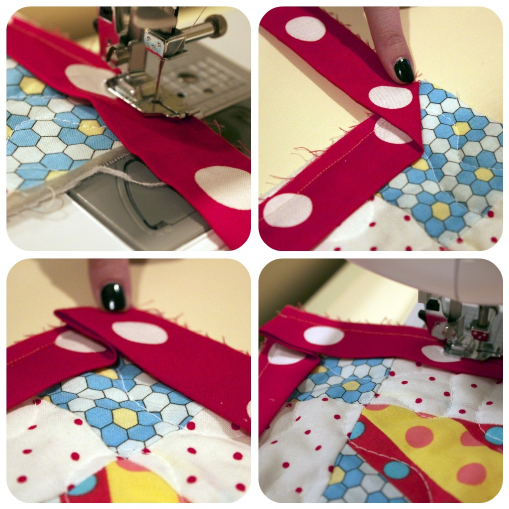 Originate And Renovate: How To Bind A Quilt