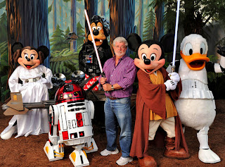 Star Wars George Lucas Walt Disney
