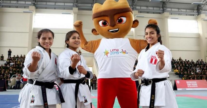MINEDU: Deportistas Top Perú promoverán educación física en colegios de Lima y Callao - www.minedu.gob.pe