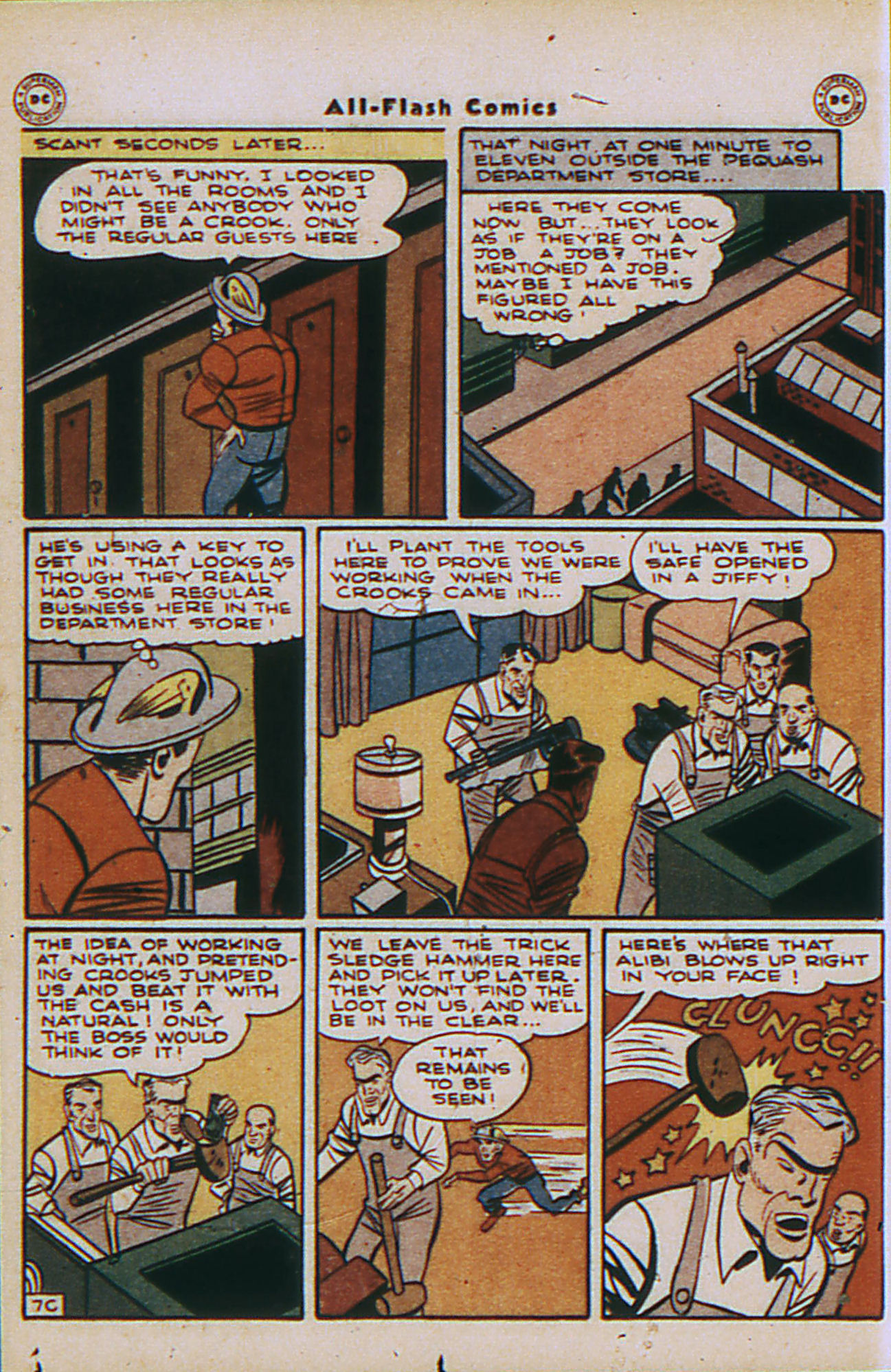 Read online All-Flash comic -  Issue #26 - 37
