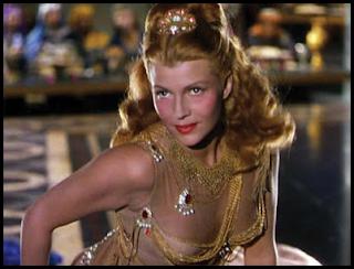 Salomé. Rita Hayworth.