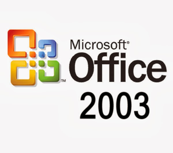 MS Office Professional 2003 Free Download For Windows
