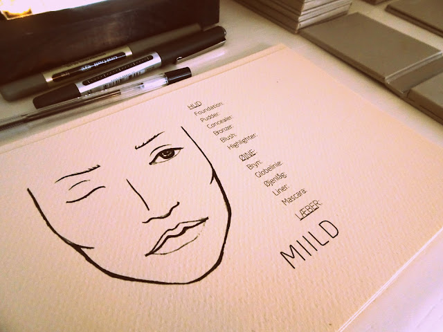 Miild makeup muse