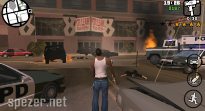 Download GTA San Andreas Original v1.08 Android Offline