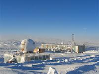 station météo Domes Argus