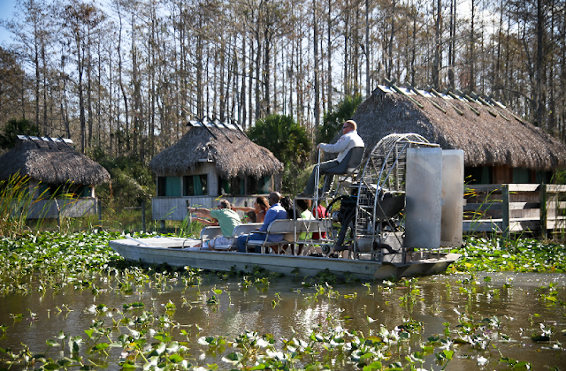 Camping Billie Swamp Safari Wildlife Park Miami