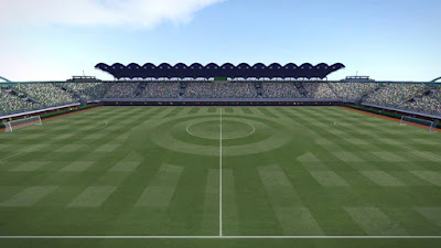 PES 2016 Maguwoharjo International Stadium by Irvanlana