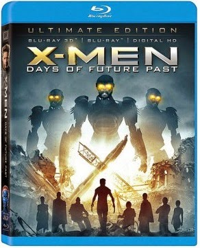 X Men Days of Future Past 2014 720p BluRay 850mb YIFY MP4