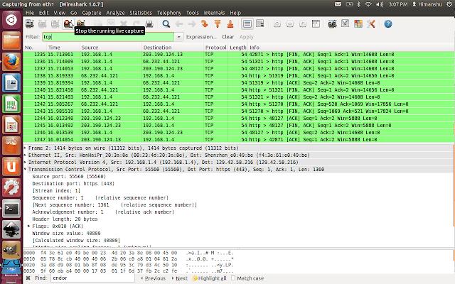 برنامج, Wireshark, لمراقبة, وتحليل, الشبكات, اخر, اصدار