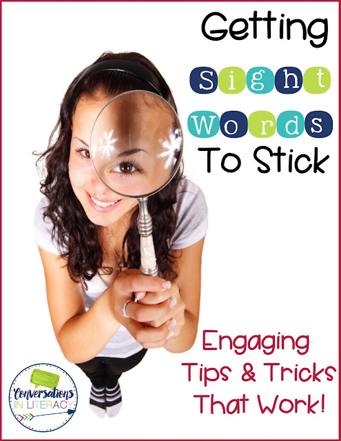 Sight Word Activities that work!