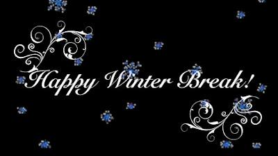 Resultado de imagen para happy winter break