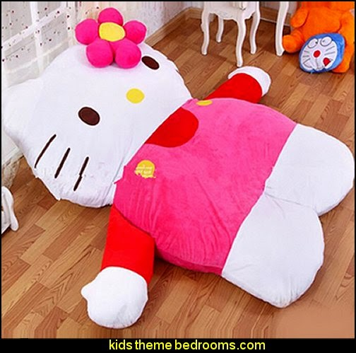 hello kitty sleeping bag-hello kitty sleeping bag-fun furniture