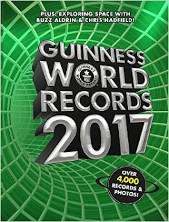 Guinness Book of World Records  - 10 Books For Boys