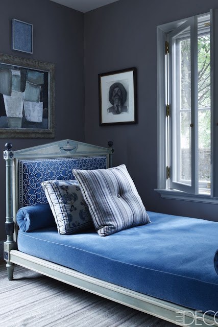 Emma Jane Pilkington home study with daybed