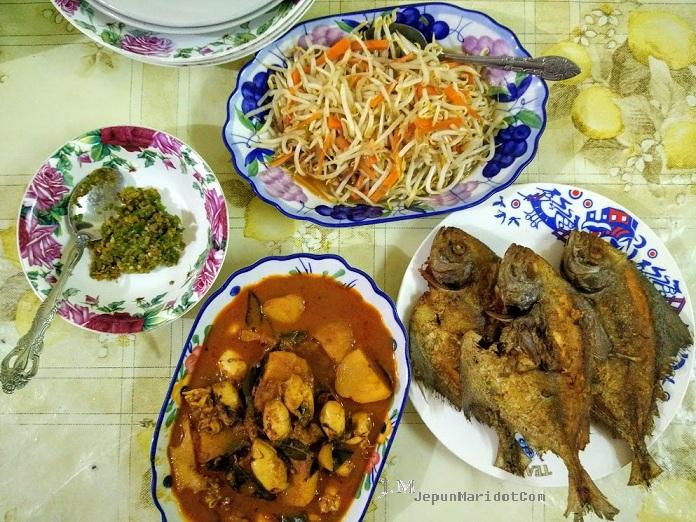 Himpunan lauk pauk masakan Mis Suzie