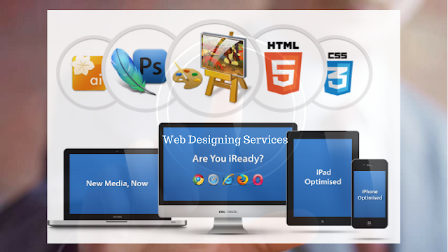 Web Designing Services in Kolkata