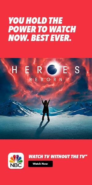 NBC heroes reborn