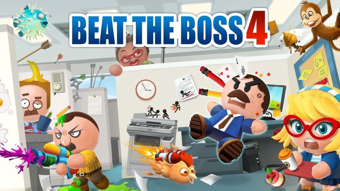 Baixar Beat the Boss 4 v 1.7.1 apk mod DINHEIRO INFINITO