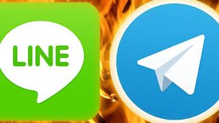 Kini LINE Ada Fitur Announce Mirip Telegram