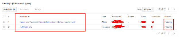 Membuat Sitemap di Google Webmaster Tools