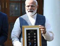 Prime Minister Modi Releases New Coins