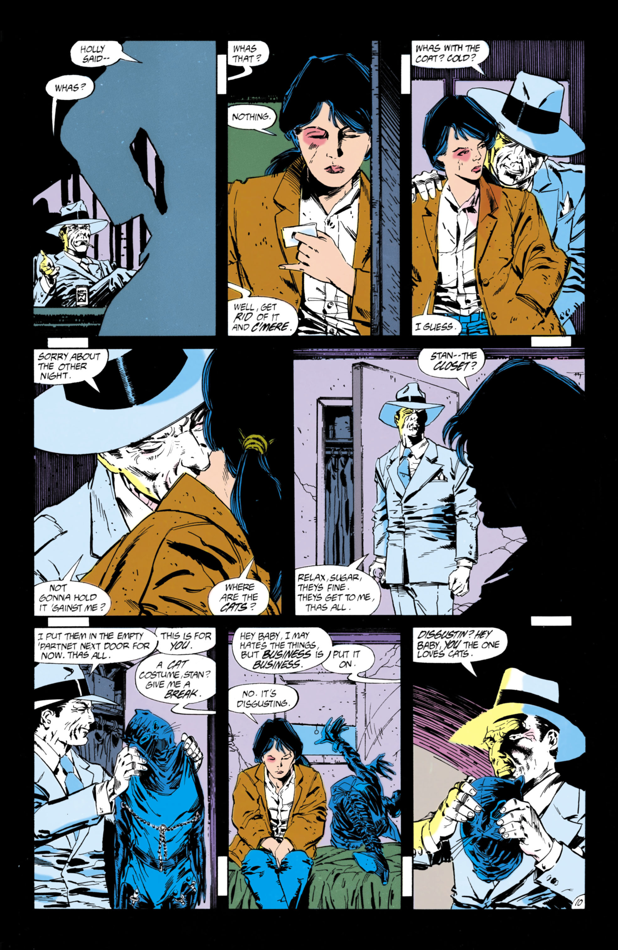 Catwoman (1989) Issue #1 #1 - English 11